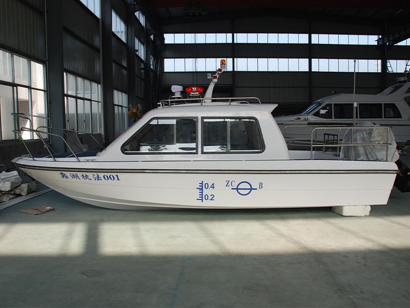 购买公务艇的考虑因素